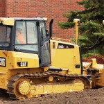Buldozer Caterpillar D4K second hand