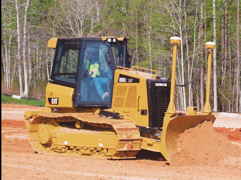 Buldozer Caterpillar D5K Second Hand
