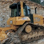 Buldozer Caterpillar D6N second hand
