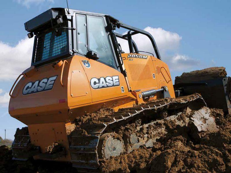 Buldozer Case 2050