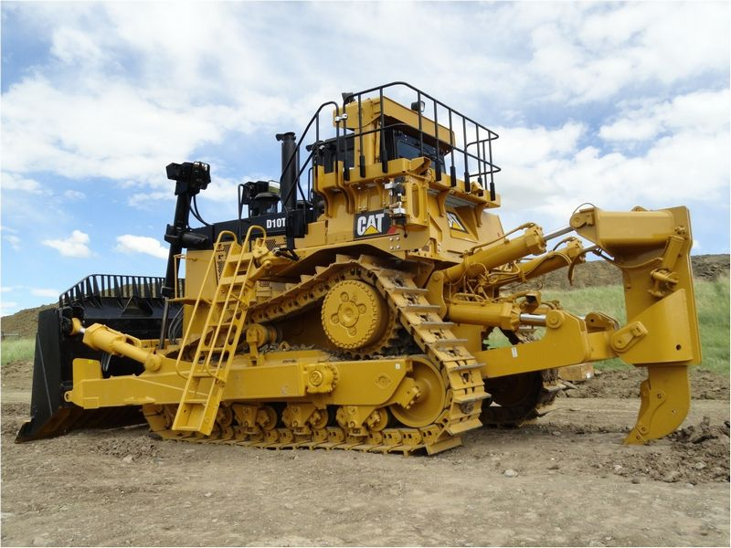 Buldozer Caterpillar D10T dealer