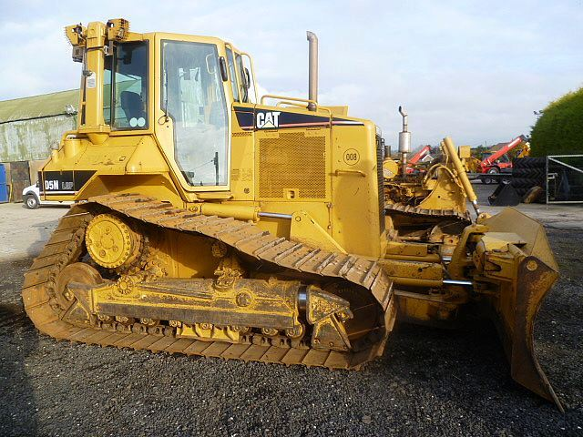 Buldozer-Caterpillar-D5-NLGP-Second-hand-de-vanzare
