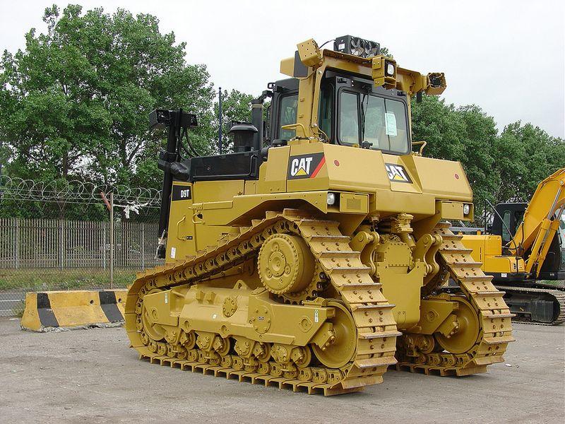 Buldozer Caterpillar D9T Romania