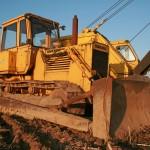 Buldozer Hanomag D570