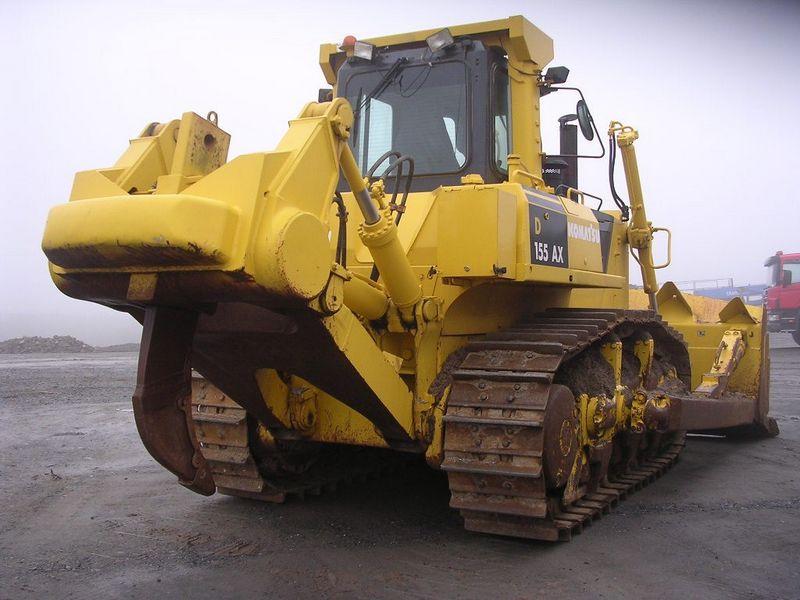 Buldozer Komatsu D155 second hand