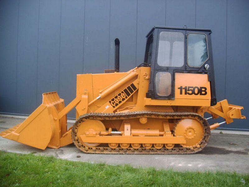 Buldozere Case 1150
