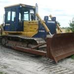 Buldozere Hanomag D580 Romania