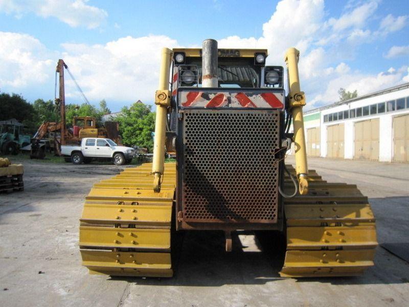 Buldozere Hanomag D680 dealer