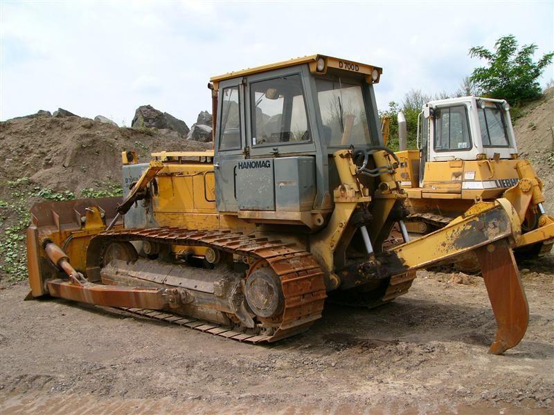 Buldozere Hanomag D700 dealer