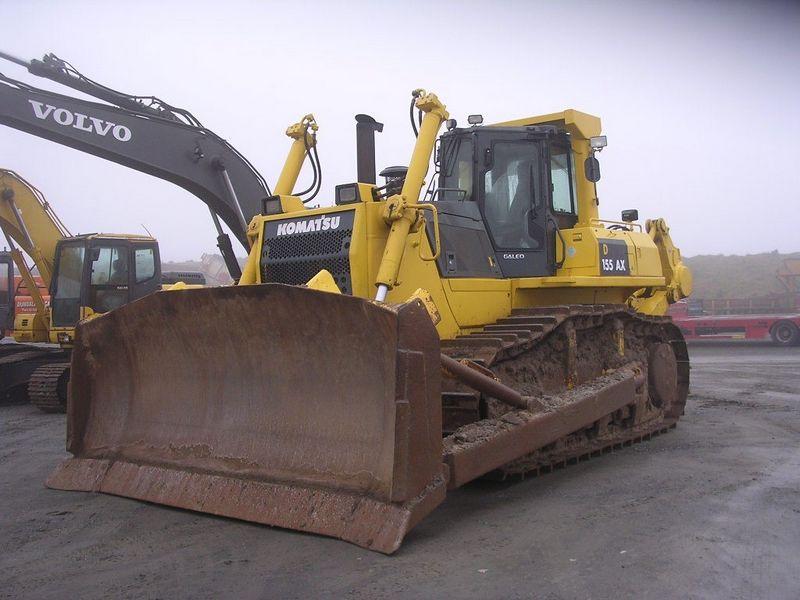 Buldozere Komatsu D155 dealer