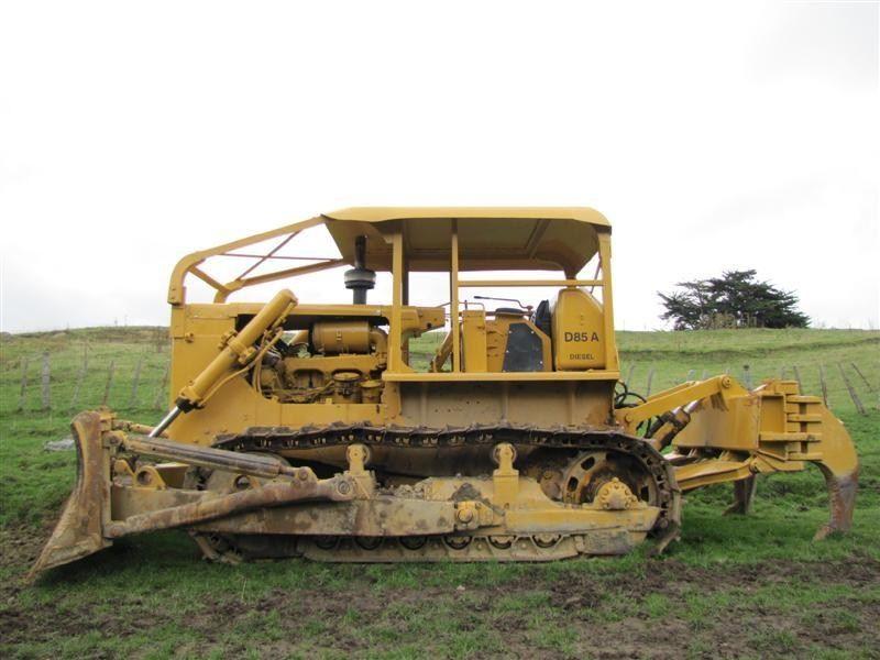 Buldozere Komatsu D85 dealer