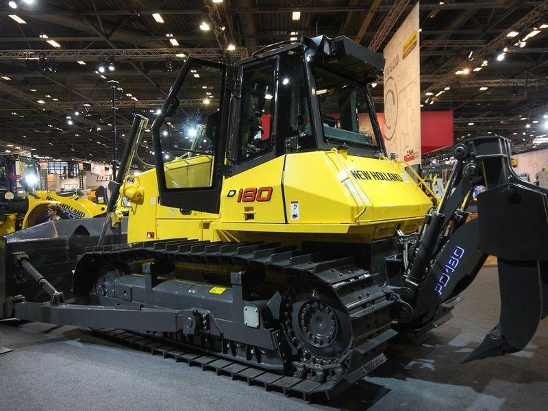 Buldozere New Holland D180 dealer