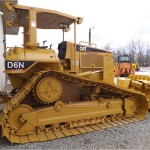 Buldozer Caterpillar D6N nou
