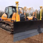 Buldozer Case 2050 Romania