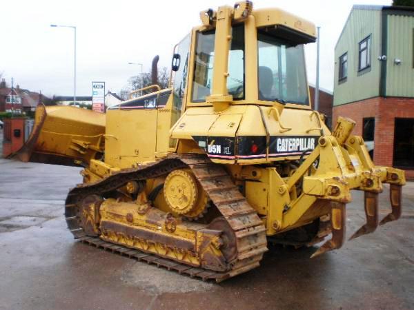 Buldozer-Caterpillar-D5NXL-second-hand-de-vanzare-2