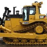 Buldozer Caterpillar D9T second hand