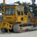 Buldozer Hanomag D540 vand